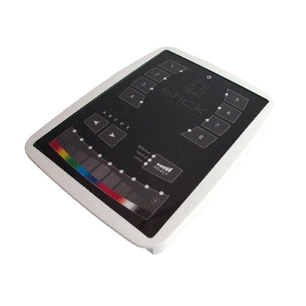DMX Touch panel