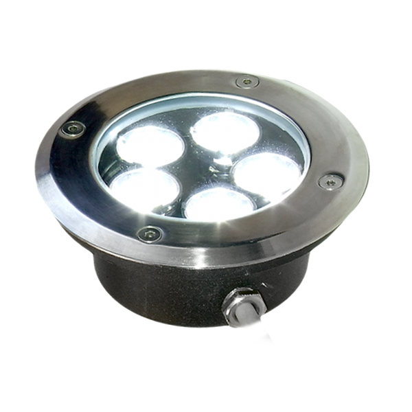 5 LED Recessed Projector
