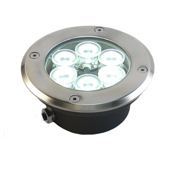 6 LED Recessed Projector