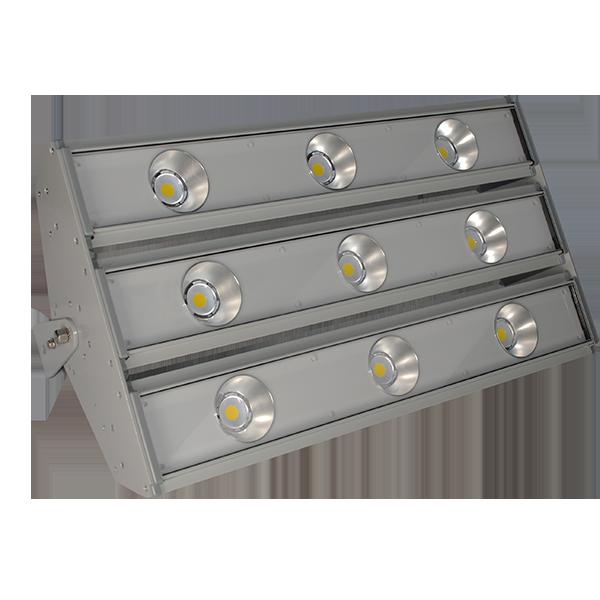 Proiector cu 9 LEDuri, 300-450W